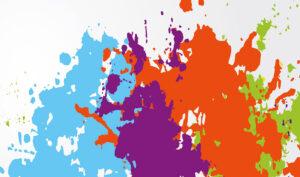 Farbspiel Bunt
